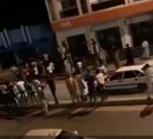 Vidéo – dernière minute- Touba : Un homme met KO une femme enceinte