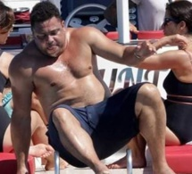 Vacances : Ronaldo au ventre rond…