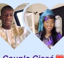 AL KHAIRY : La Ravissante Marie Louise Ndiaye du GFM s'est finalement mariée avec un célèbre…avocat Sénégalais
