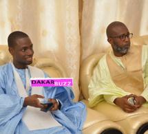 Bouba Ndour et l'équipe de Jakaarlo bi bien gâtés chez Serigne Abdou Karim Mbacke