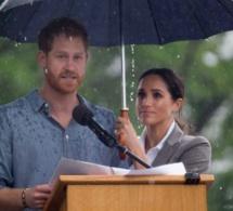 Meghan Markle et le prince Harry rendent hommage à Nelson Mandela