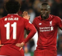 Après l' UEFA , EA « minimise » les performances de Sadio Mané et attribue une note surprenante à Mohamed Salah