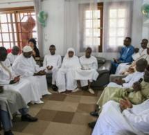 Les condoléances du président Macky Sall chez Ameth Amar, Amath Dansokho, Serigne Modou Kara, Jacques Diouf et Marième Hanne