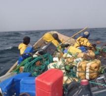 Drame à Soumbédioune: La foudre tue deux pêcheurs et un autre, porté disparu