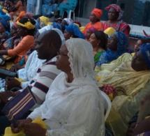 Assemblée Générale de la Fédération nationale des Femmes du PDS