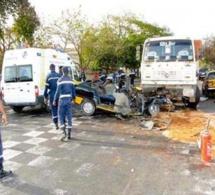 Prévention routière : Sédhiou enregistre 7 morts et 149 blessés en 2018