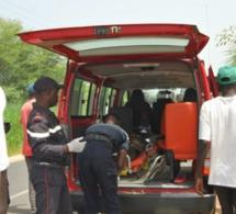Grave accident sur la route de Ngathie Nawdé : Des membres de l'Asc Dangara blessés, sont actuellement admis à l'hôpital régional de Kaolack