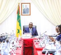Conseil des ministres du Jeudi du 12 septembre 2019: Voici les instructions de Macky Sall au gouvernement
