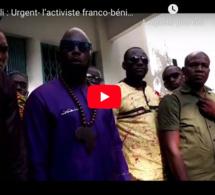 Mali - Kémi Séba interpellé à sa descente d'avion et les raisons de sa visite scrutées
