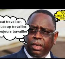 Fast Tract…Macky Met La Pression Sur Ses Ministres