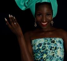 Miss Africa Belgium 2019 : La belle Awa Sarr Diene, candidate no 5, représente le Sénégal