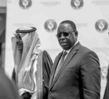 Brazzaville- Les images du retour de Macky Sall à Dakar