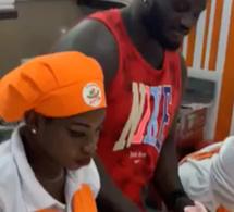 Vidéo- Mamamia Chez Katia: Balla Gaye 2 présent pour le lancement