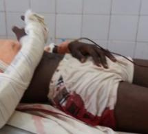 Bagarre entre le commissaire de Guinaw-Rails et un citoyen : Retour sur un film d'horreur, le policier a tiré