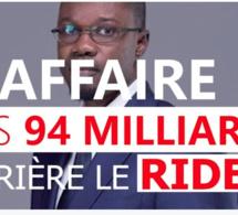 """VIDEO - """"Affaire des 94 milliards derrière le rideau"""" : Me El Hadj Diouf diffuse un film de 15mn 50 qui tente de démêler l'écheveau..."""