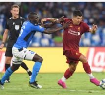 Naples vs Liverpool : « Monstrueux », la presse unanime après la prestation de Kalidou Koulibaly