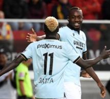 Belgique : Krépin Diatta ouvre le score, doublé express pour Diagne, Bruges s'envole (0-5)