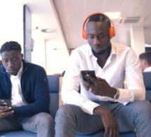Ligue des champions: Club Brugge Vs Real Madrid, Krépin Diatta est arrivé á Madrid avec ses coéquipiers (Mbaye Diagne et Amadou Sagna)