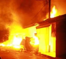 Marché Kermel : Le sous-préfet de Dakar-Plateau, Djiby Diallo 'donne les sources de l'incendie