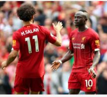 Sadio Mané: « Salah est un très bon ami »