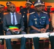 NIANING - Inauguration d'un nouveau poste de gendarmerie