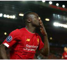 Record : Sadio Mané, troisième meilleur buteur de l'histoire de Liverpool en Ligue des Champions