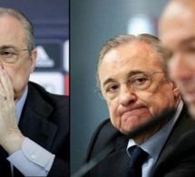 Real Madrid: Florentino Perez met Zidane en garde ainsi que son vestiaire
