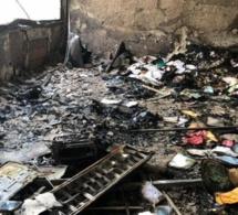 """Incendie au Trésor public: """"Il y a eu des dégâts importants"""""""