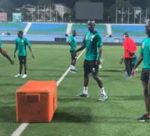 Vidéo- Amical Sénégal vs Brésil: Regardez la première séance d'entrainement des lions à Singapour !