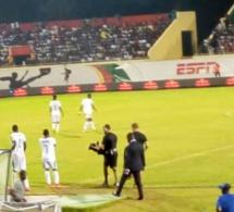 THIES: Coupe UFOA, Sénégal Vs Mali (2-0) ce que la police a fait pour éviter tout débordement