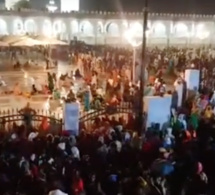 VIDEO:Jour du Magal difficile de circuler dans la ville sainte plus de 5 millions de fidèles pour honorer Khadimou Rassoul