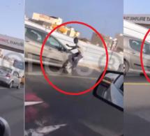 Accidents horribles: Les images choc d'un accident publiées par Luttons contre l'indiscipline au Sénégal