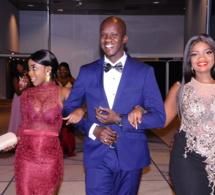 VIDÉO: Arrivées de madame Diop épouse du président Mbagnick et sa famille à la soirée de l'excellence African Leadership Award.