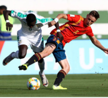 Espagne Vs Sénégal: 1-0 Regardez le but
