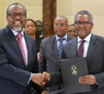 Investissements : le milliardaire Dangote lance une cimenterie et une unité phosphatière au Togo
