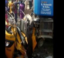 Nigeria: 20 personnes écrasées à mort par un camion poursuivi par la police