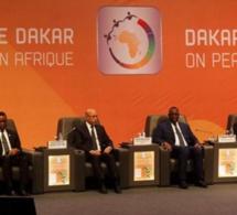 Forum international sur la paix et la sécurité- Macky Sall: « Nous sommes tous menacées »