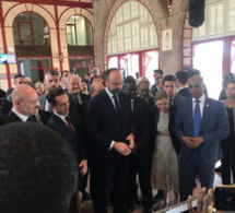 """TER: un projet """"emblématique"""" et """"exemplaire"""", selon le PM français Edouard Philippe"""