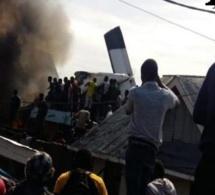 RDC : Au moins 23 personnes tuées dans un accident d'avion