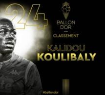 Le Ballon d'Or 2019 en direct : Kalidou Koulibaly 24e