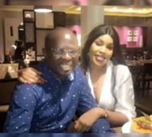 Entre bisous et câlins: Modou Diagne Fada s'affiche avec sa 3ème femme «la puissance »