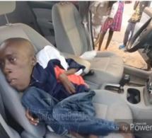 Wally Seck respecte sa promesse: l'handicapé Alé Mboup reçoit sa voiture