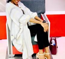 Nafisatou Dieye,  de la Sentv étale sa classe, elle respire la forme dans son mariage …