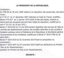 Urgent – Sde : Macky donne un ultimatum au personnel jusqu'au 31…