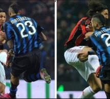 Ibrahimovic revient sur le jour où il envoya Materazzi à l'hôpital