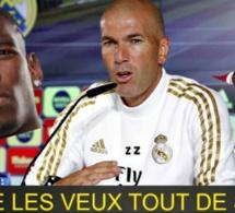 Real Madrid: Zidane exige Sadio Mané et Pogba