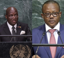 Élection en Guinée-Bissau: le président sortant José Mario Vaz apporte son soutien à Sissoco Embalo