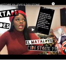 La se0tape de la fille de Koffi Olomidé avec un célèbre chanteur publié sur Snapchat (vidéo)