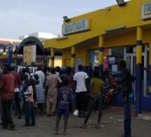 Mbacké : Une station service braquée par des hommes lourdement armés…