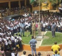 Côte d'Ivoire : 3 morts dans des affrontements entre élèves